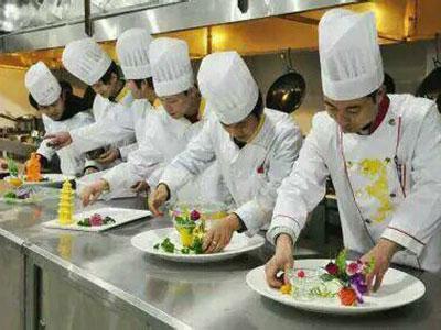 我们的厨师团队