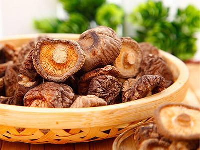 干香菇的介绍与营养价值