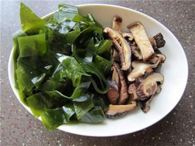 多吃香菇海带有什么作用?